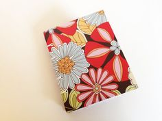 Black and Red Photo Album or Journal by lovebirdbooks on Etsy, $14.00