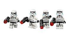 LEGO.com Star Wars Products - Rebels - 75078 Imperial Troop Transport