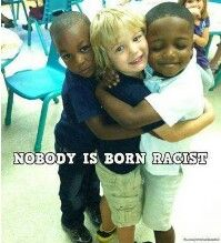 One race. Human.