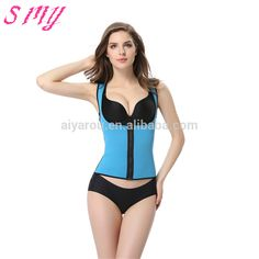 8311e4fd8 Factory Outlet Wholesale sexy waist reducing corset Sport Vest waist  training corset Neoprene Woman slimming Corset