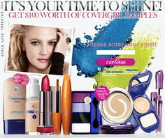 Cover Girl #Free Samples!  Is there anything better than a #freebie from Cover Girl?! :-)