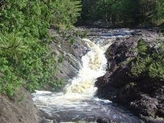 "Superb day hiking trails abound in Poplar-Brule, Wis., region. Read about this and nearby trails in ""Headin' to the Cabin: Day Hiking Trails of Northwest Wisconsin."""