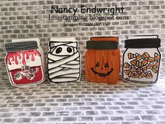 Imastamping in Indiana: Jar of Haunts Boxes