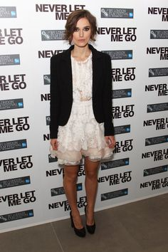 Keira Knightley Photos: Never Let Me Go - Afterparty: 54th BFI London Film Festival - Inside Arrivals
