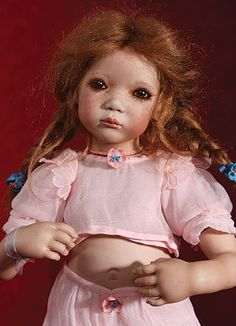 Annette Himstedt, New Words, Beautiful Dolls, House, Cute Dolls, Home, Homes, Houses