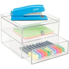 Clear Desk Organizer  at Joss and Main