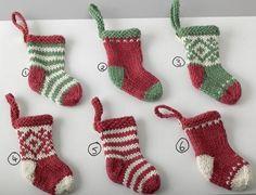 Stocking pattern