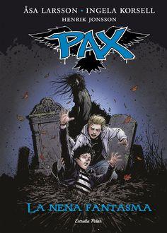 ESPECIAL HALLOWEEN.  Asa Larson. La nena fantasma. Ficció (9-11 anys). Fantàstic.