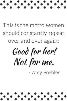 7 Empowering Amy Poehler Quotes