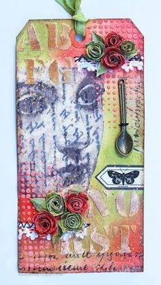 Margikscrap: 12 Tags of 2016 - May