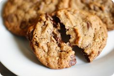 Cocoa-oat-peanut butter cookies from Bake at 350