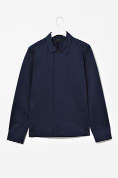 Workwear shirt jacket COS find more women fashion on www.misspool.com