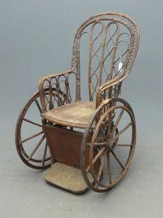 victorian wheelchair