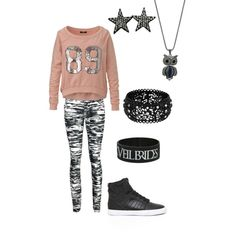 """""""My Style"""" by taylor-bvb on Polyvore emo clothes grunge punk"""