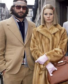Richie & Margot Tenenbaum- The Royal Tenenbaums