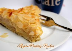 Apfel-Pudding Kuchen nach Weight Watchers ~ Julys süße Versuchung
