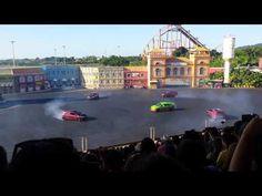 Beto Carrero World - Velozes e Furiosos - YouTube