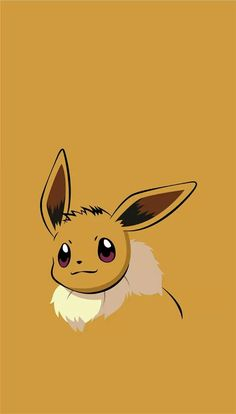 ◾Eevee ( ◾Type - Normal ━━━━━━━━━━━━━━━━ Eevee has an unstable genetic makeup that suddenly mutates due to the environment in which it lives. Radiation from various stones causes this Pokémon to evolve. Eevee Pokemon, Pikachu Pikachu, Pokemon Pins, Eevee Wallpaper, Cute Pokemon Wallpaper, Disney Wallpaper, Cartoon Wallpaper, Animes Wallpapers, Cute Wallpapers