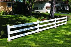 How to Build a Post + Board Fence