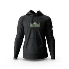 High-quality drawstring hoodie with kangaroo pockets and a front print. Size Chart Size: XS S M L XL Chest (to fit): 34 36 40 44 48 Camo Hoodie, Hoodies, Sweatshirts, Kangaroo, Size Chart, Fitness, Sweaters, Men, Pockets