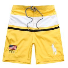 Summer Shorts, Pony, Trunks, Polo Ralph Lauren, Swimming, Lace, Swimwear, Usa, Fashion