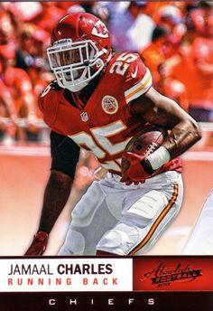 Jamaal Charles - Kansas City Chiefs Kansas City Chiefs Football 442177b00