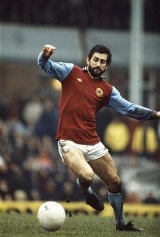 Dennis Mortimer Aston Villa