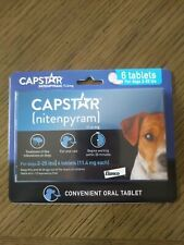 Capstar Blue 6 Tablets For Dogs And Cats 2 25 Lb Oral Tablets Dog Cat Pet Supplies