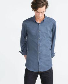 ZARA - MAN - 베이직 셔츠