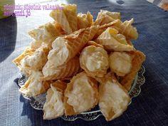 Snack Recipes, Snacks, Waffles, Chips, Ice Cream, Food, Snack Mix Recipes, Tapas Food, Ice Creamery