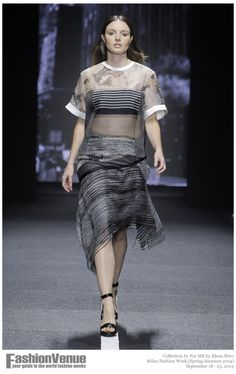 For.ME by Elena Miro (Spring-Summer 2014) R-T-W collection at Milan Fashion Week on Fashion Venue  http://fashionvenue.in/wp-content/uploads/2013/09/11720/For.Me-Elena-Mirò-Spring-Summer-2014-R-T-W-collection-at-Milan-Fashion-Week-019.jpg