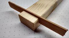 Making Wooden Splines The Easy Way