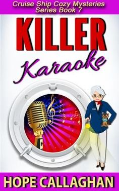 """Win A Signed Copy Of My Newest Book,""""Killer Karaoke"""" + $25 Amazon Gift Card"""