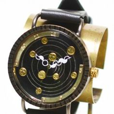 Dedegumo unique watches from Kyoto, Japan, feature wonderful handmade watches with unique designs full with the essence of Japan. Beautiful designs that combine a traditional steampunk / antique like style with a japanese style, while taking advantage of the modern mechanical parts of Seiko watches. The perfect gift for this Christmas or your anniversary! http://www.kusuyama.jp/shop/dedegumo-unique-watches-made-in-japan-solar-system/