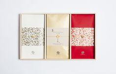 玉露入ギフトセットC[緑茶・和紅茶・玉露/茶葉各80g]桐箱入 - お茶の秋月園オンラインショップ|Life with tea