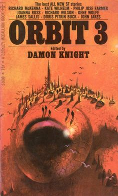 (Paul Lehr's cover for the 1968 edition)