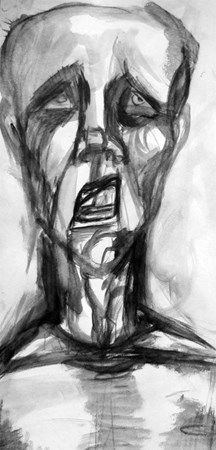 Expressive Faces - Conway High School Art Project Middle School Art, Art School, High School Drawing, 7th Grade Art, High School Art Projects, Art Curriculum, Ap Art, Art Lesson Plans, Life Drawing