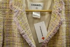 real chanel jackets frayed trim