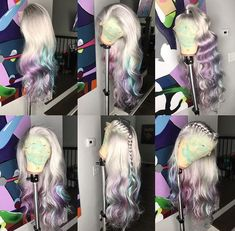 high hair styles pin by gℓαмσυя тαуу on нαιя wig 2120