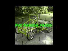 PVC PASSO A PASSO: Carros, Carrinhos e Bikes de tubo PVC                                                                                                                                                                                 Mais