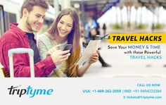 Book your flight tickets – Lowest Air Fare Guaranteed on TripTyme. Visit often for best prices and discounts along with great deals Best Travel Deals, Travel Tips, International Flight Booking, Cheap Flight Tickets, Flight And Hotel, Online Travel, Save Your Money, Car Rental, Travel Agency