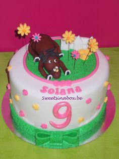 Sweetsinabox.be Cake horse