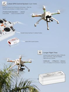 Walkera QR X350 Pro - best alternative to DJI phantom? - DroneTrest