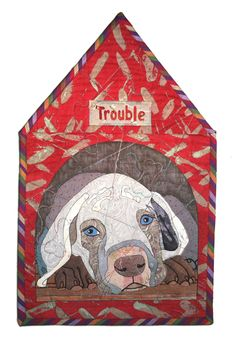"""Trouble"" by Pauline Salzman -  Treasure Island, Florida"