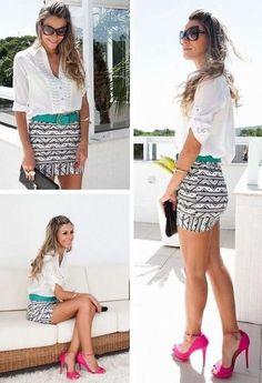 Faldas cortas de moda verano 2013 http://modayaccesorios.info/faldas-cortas-de-moda-verano-2013/