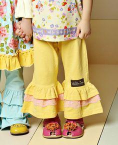Matilda Jane Clothing ~ Good Hart ~  POPCORN BIG RUFFLES #matildajaneclothing #MJCdreamcloset