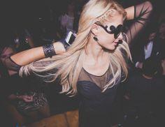 Paris Hilton in #Prada #Baroque