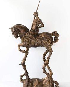 #JavierMarinescultor, #JavierMarin, #escultura de #bronce a la cera perdida. Lost wax #bronze #sculpture. #Arte, #artecontemporaneo. #art, #contemporaryart