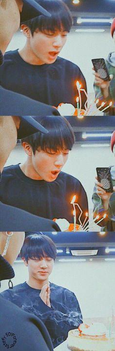 Happy Birthday, Jin! (BTS 2018)