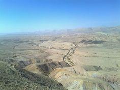 #CraterRamon #NatureReserveIsrael #RamonIsrael